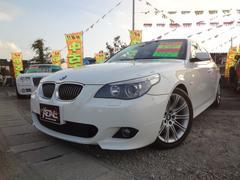 BMW525i Mスポーツパッケージ サンルーフ HDDナビ