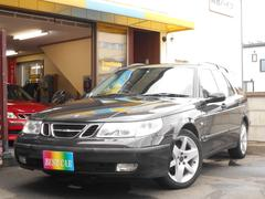 サーブ9−5 エステート リニアスポーツ 特別限定車
