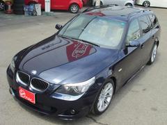 BMW525iツーリング25thアニバーサリーED SR レザー