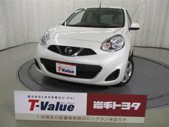 マーチX FOUR Vセレクション 4WD スマートキー CD