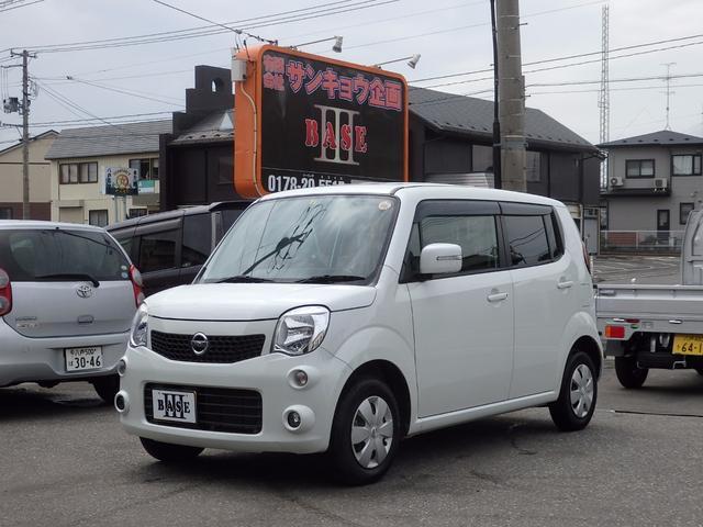 日産 モコ X FOUR 4WD CD バックカメラ スマートキー...