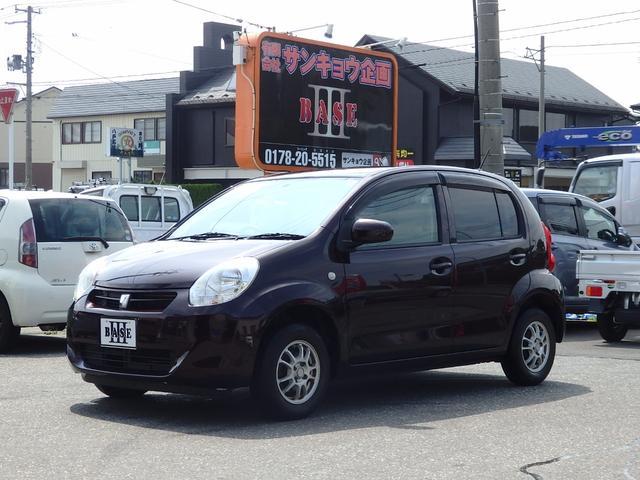 トヨタ パッソ X 4WD CD スマートキー 13AW (検29...