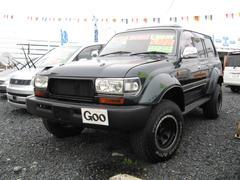 ランドクルーザー80VX 4WD ディーゼルターボ