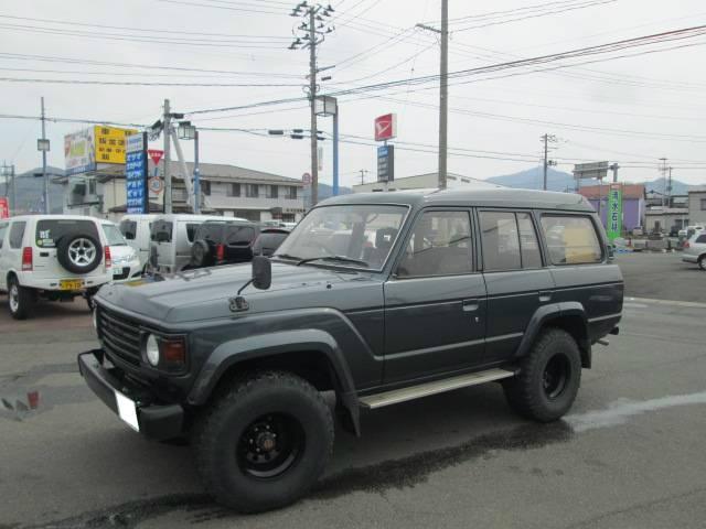 トヨタ VX 4WD ディーゼル 社外オーディオ