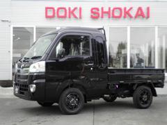 ハイゼットトラックジャンボ4WDオートマ 社外アルミ