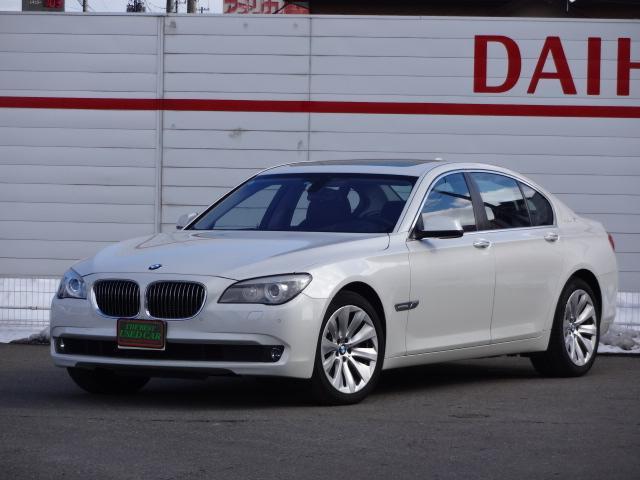 BMW 7シリーズ アクティブHV7 コンフォートパッケージ 1オ...