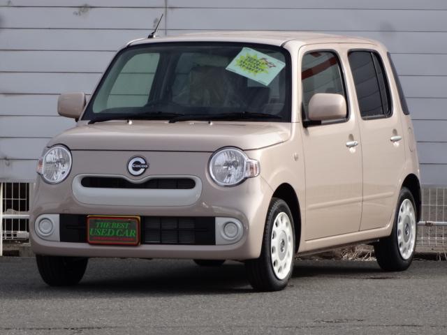 ココアX 4WD 届出済未使用車