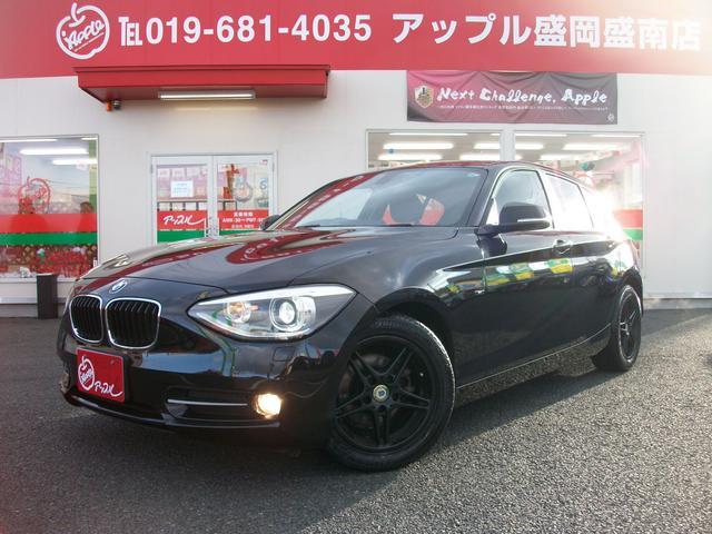 BMW 1シリーズ 116i スポーツ ETC アイドリングストッ...