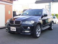BMW X53.0si ダイナミックパッケージ 4WD レザーシート
