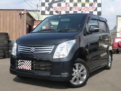 ワゴンRリミテッド4WD関東仕入 限定車 ナビTV プッシュスタート