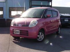 モコE FOUR 4WD アルミ CD
