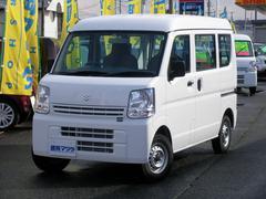 エブリイPA 5AGS 4WD スタッドレス付 メーカー保証付