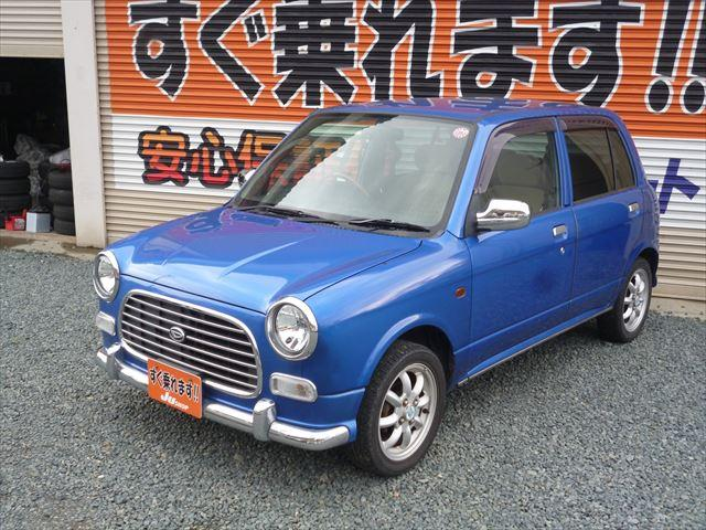 Photo of DAIHATSU MIRA GINO GINO LIMITED / used DAIHATSU