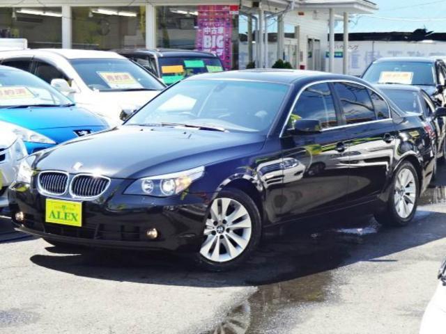 BMW 5シリーズ 530iハイラインパッケージ サンルーフ ワン...
