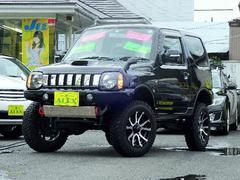 ジムニークロスアドベンチャー ソロモン 4WD ターボ リフトアップ