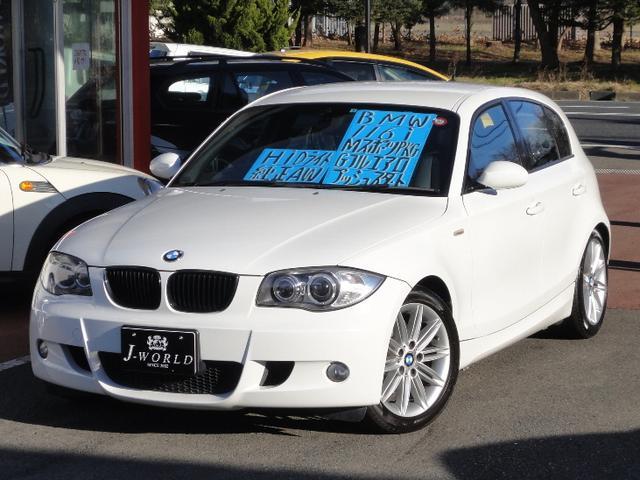 BMW 1シリーズ 116i Mスポーツパッケージ 社外ナビ (検...