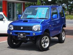 AZオフロードXC 4WD リフトアップ