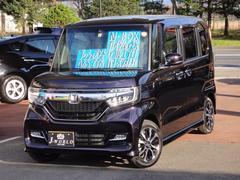 N BOXカスタムG・EXホンダセンシング 4WD