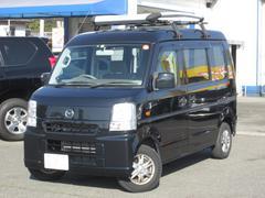 スクラムバスター5速マニュアルCDエアコンETC両側スライド4WD