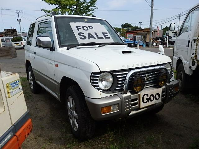 無料問合せはこちらまで!0066−9704−77254WD・ターボ・5速マニュアル・15AW・CD