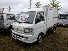 ハイゼットトラックベースグレード 4WD 冷蔵車 5速マニュアル
