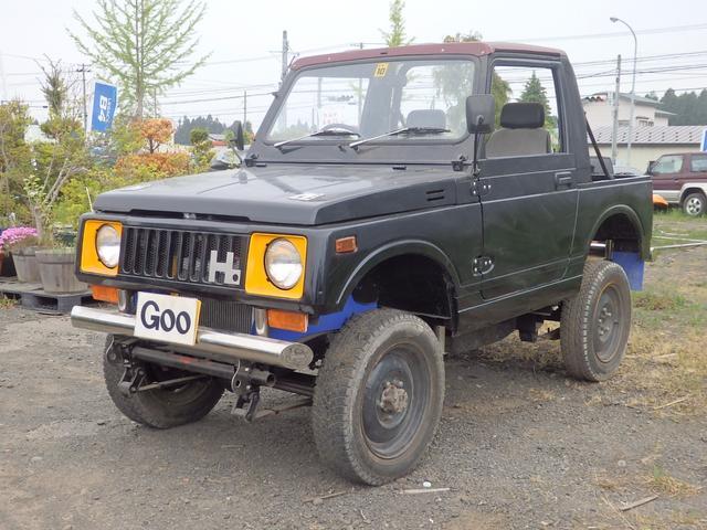 スズキ ジムニー FK 4WD リフトアップ (なし)
