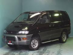デリカスペースギアXR 4WD
