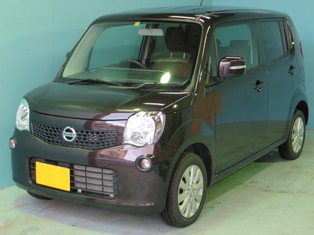 日産 モコ X FOUR 4WD シートヒーター アイドリングスト...