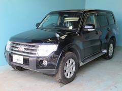 パジェロロング エクシード HID ナビ 4WD