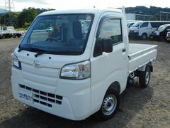 ハイゼットトラックローダンプ 4WD 登録済み未使用車