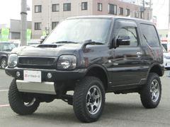 ジムニークロスアドベンチャー4WD リフトアップ HID ETC