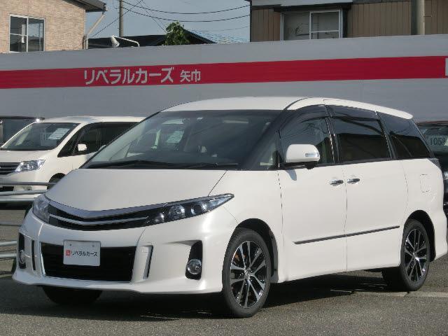 トヨタ アエラス プレミアムエディション 4WD 両側自動ドア