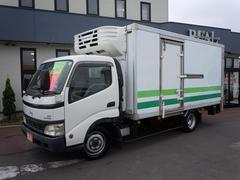 デュトロワイドロング4WD 冷凍冷蔵車−25℃ パワーゲート