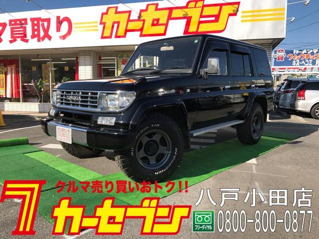 トヨタ ランドクルーザープラド SXワイド 4WD ディーゼル タ...