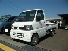 クリッパートラック4WD 5速