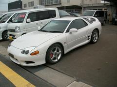 GTOツインターボMR 6速 サンルーフ 車高調 社外マフラー