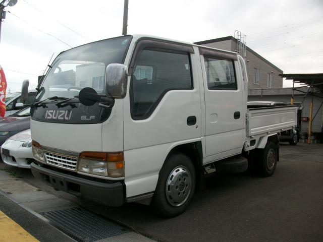 いすゞ エルフトラック Wキャブ 4WD 5速 ディーゼル (なし)