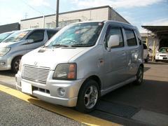 ワゴンRRR−FSリミテッド 4WD コラムオートマ ターボ