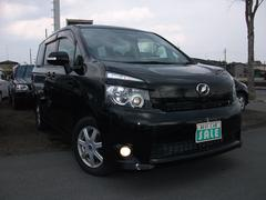 ヴォクシートランス−X ナビ DVD再生 キーレス 5人乗 4WD