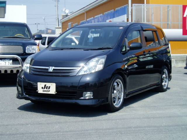 Photo of TOYOTA ISIS PLATANA / used TOYOTA
