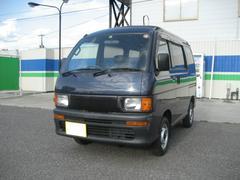 ハイゼットバン天晴 エアコン・パワステ 5MT パートタイム4WD