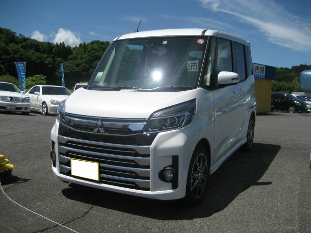 三菱 カスタムT セーフティーパッケージ 4WD 未使用車