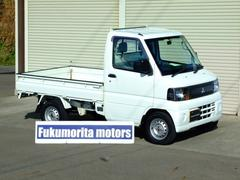ミニキャブトラックVタイプ 4WD 5MT エアコン パワステ