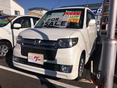 ゼストスポーツW 4WD ナビ CD キーレス
