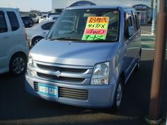 ワゴンRFX 4WD キーレス ベンチシート シートヒーター CD