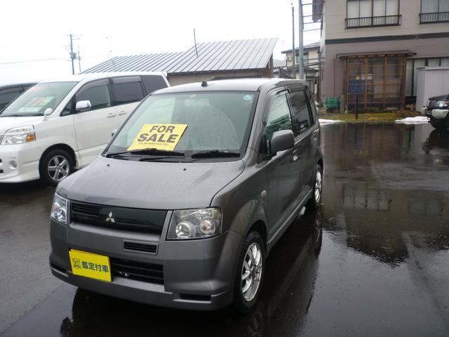 三菱 eKスポーツ R 4WDタイミングベルト交換車 (検31.2)
