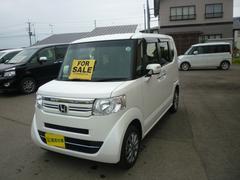 N BOXG・Lパッケージ リアシートスライド 4WD