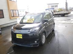スペイドX 純正モデリスタエアロ付4WD