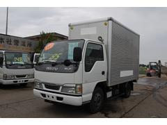 エルフトラック1.5t 低床 4WD アルミバン