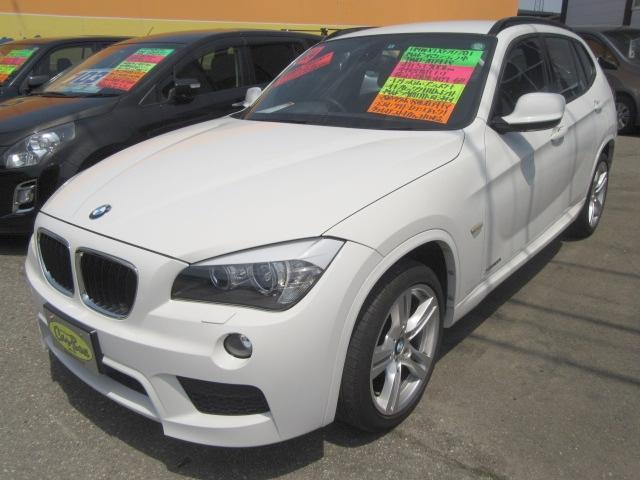 BMW X1 xDrive 20i Mスポーツパッケージ 4WD ...